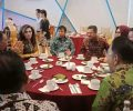 Bupati Mitra James Sumendap Hadiri Workshop BPK.