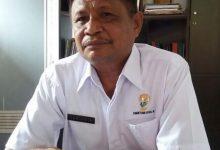Kepala Dinas Sosial Sangihe Drs Tadjudin Sainkadir