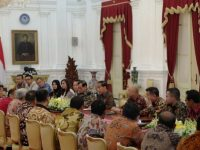 Terima Pengusaha Beras, Presiden Jokowi Dilapori Harga dan Stok Aman