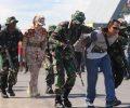 """Kontak Senjata Tak Terhindarkan TNI AL dan Penculik Atas Pembebasan Bupati """" Tetty"""""""