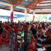 Kampanye Pilkada,Makagansa-Silangen Sisir Wilayah Tabukan