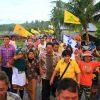 Massa Desa Lubuk Mariri dan Nonapan 2 Sambut SBM-JiTu