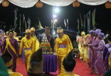Pesta adat Tulude yang rutin dilaksanakan setiap tahun di kabupaten Kepulauan Sangihe
