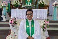 Pendeta Ria Luntungan,STh