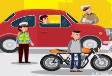 razia-kendaraan-bermotor-ilustrasi