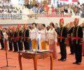 35 Anggota DPRD Minahasa Periode 2019 – 2024 Dilantik.