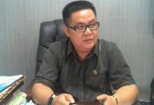 Ketua DPRD Kota Bitung, Laurensius Supit