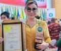 Pemkab Minsel Terima Penghargaan Kabupaten/Kota Sehat Dari Kementrian Kesehatan dan Dalam Negeri.